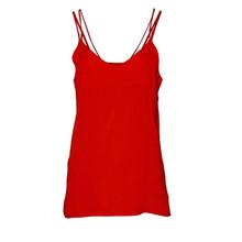 Rue Femme Red Strapie Top