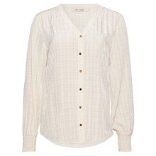 Rue De Femme New Rossa Shirt Beige Striped