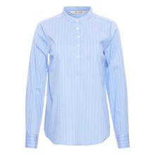 Rue De Femme Dot skjorte Light Blue