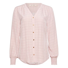 Rue De Femme New Rossa Shirt Rosa Striped