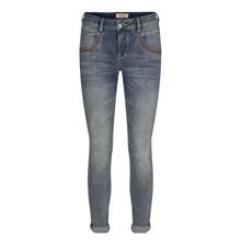 Mos Mosh Naomi Ida Shade Jeans Blue Regular