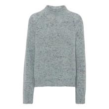 Blanche Maude T-neck Knit Sweater