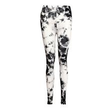 Noella Tie Dye Black/White Leggings