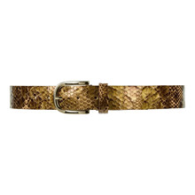 Depeche Brown Snake 13088 Jeans Belt
