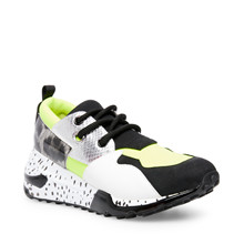 Steve Madden Neon Green Cliff Sneakers