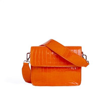 Hvisk Orange Caymann Taske