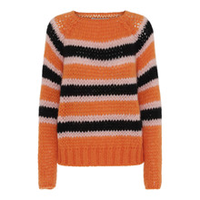 DawnXDare Epoke Melon Stripe Sweater
