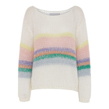 DawnXDare Estelle Sport Rainbow Sweater