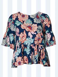 Du Milde Fionas Vintage Bluse