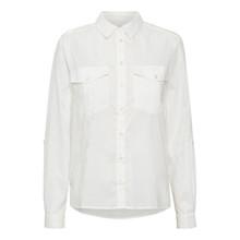 Gestuz Hvid Zina Shirt