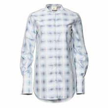 Heartmade Hvid/Blå Malio Skjorte