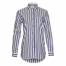 Heartmade Navy Stripe Marlis Shirt