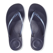 FitFlop Navy Iqushion Tå Sandal