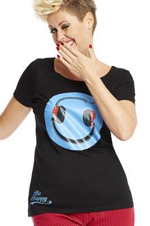 Margot Sort Be Happy T-shirt