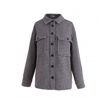 Noella Grey Sigga Wool Jacket