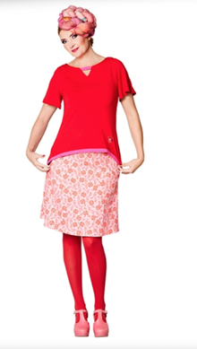 Du Milde Sofias Pink Skirt