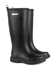 Ilse Jacobsen Sort Skridsikker Rubber Boots RUB 350