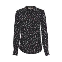 Rue De Femme New Doodle Shirt Black 6727