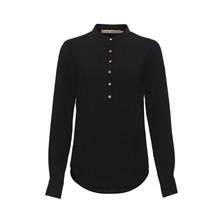 Rue De Femme Dot Shirt Black (RDF)