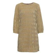 Rue De Femme Gerdine Dress Gold