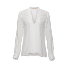 Rue De Femme Heidi Shirt White