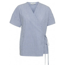 NORR Gabriella Shirt Blue