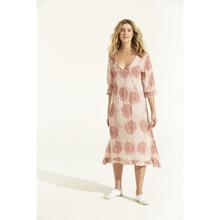 OneSeason Mary Lynn Dress Terracott