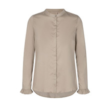 Mos Mosh Mattie Shirt Light Taupe