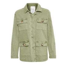 Denim Hunter The Army Jacket Dusty Olive