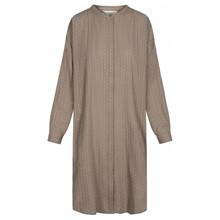Gai+Lisva Oline Taupe Dress