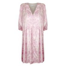 Norr Callie Dress Pink Print