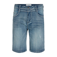 Freequent Annie Denim Shorts Light Blue