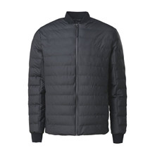 Rains Trekker Jacket Black