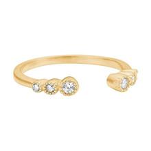 Enamel Ring Romance Guld