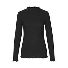 Mads Nørgaard Black Trutte Bluse