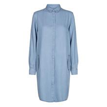 Mos Mosh Ellen Denim Tunic Light Blue