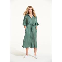 OneSeason Jamine Dress Emerald