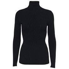 Norr Chelsea LS knit Sort