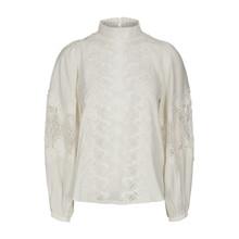 Copenhagen Muse  Madelyn Creme Skjorte