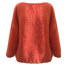 DawnxDare Elvin Amber Glow Sweater