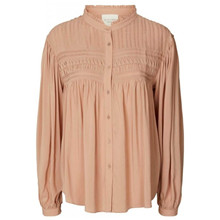 Lollys Laundry Dusty Rose Cara Bluse