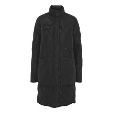Wiggy's W Vera Black Coat
