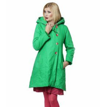 Du Milde Windy Wallis Green Jacket