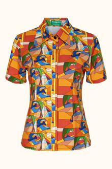 Margot Crystal Clear Shirt -