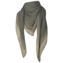 Gauge & Ply Sandfarvet Mari Tørklæde