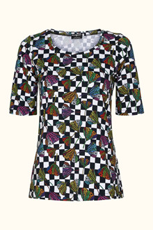 Margot Flora Chessmate Tee -