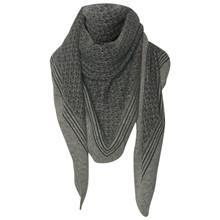 Gauge & Ply Grå Mari Tørklæde