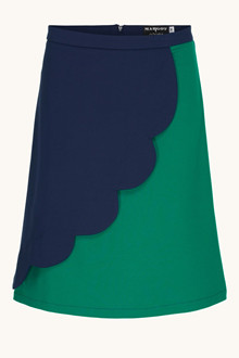 Margot Marinegreen Hips Skirt -