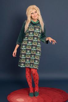 Margot Franny Flimmereye Dress