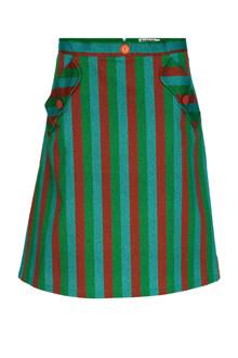 Margot Tricolore Hips Skirt